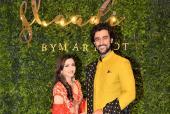 Star Spotting: Soha Ali Khan-Kunal Kapoor Walk The Ramp, Shahid Kapoor-Mira Kapoor At A Clinic and Saif Ali Khan Snapped