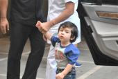 Star Spotting: Taimur Ali Khan Out and About In The City, Ishaan Khatter Steps Out For Lunch and Arjun Kapoor-Malaika Arora Snapped