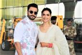 Airport Diaries: Deepika Padukone-Ranveer Singh Are All Smiles, Sushant Singh Rajput and Saif Ali Khan Looked Stylish