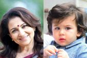 Is Sharmila Tagore Alarmed by the Taimur Ali Khan's Frenzy Popularity?