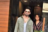 Star Spotting: Shahid Kapoor Looks Stylish, Yami Gautam-Vicky Kaushal Promote 'URI' and Ishaan Khatter- Janhvi Kapoor Papped!