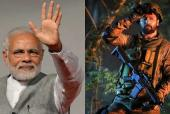 WATCH: Narendra Modi Says The Trending 'URI: The Surgical Strike' Dialogue And The Crowd Responds!