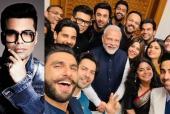 Karan Johar Chartered a Plane for Bollywood Stars' famous Visit to PM Narendra Modi