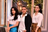Star Spotting: Janhvi Kapoor-Khushi Kapoor Keep It Stylish With Neha Dhupia, Baby Taimur Papped! and 'Gully Boy' Ranveer Singh Clicked