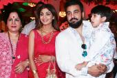 Businessman  Drags Shilpa Shetty and Her Family to Court