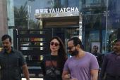 Star Spotting: Kareena Kapoor Khan-Saif Ali Khan Go On A Date, Baby Tim Papped and Ranveer Singh-Alia Bhatt Promote 'Gully Boy'