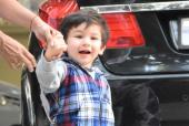 Star Spotting: Taimur Ali Khan Is All Smiles, Sushmita Sen Attends An Event With Boyfriend and Kartik Aaryan Papped!