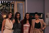 Sussanne Khan, Sonali Bendre and Gayatri Oberoi Film For BFFs With Vogue