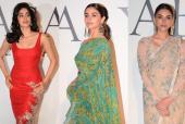 Alia Bhatt, Janhvi Kapoor And More Celebrate 20 Years of Sabyasachi