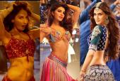 Most Famous Bollywood Item Songs of the Past Year
