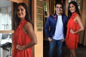 Katrina Kaif Dazzles In Orange