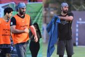 Ranbir Kapoor Spotted Playing Football! See Pics