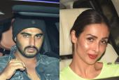 Malaika Arora and Arjun Kapoor Attend Maheep Kapoor's Birthday Bash!