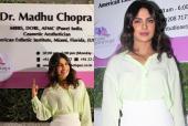 Priyanka Chopra Celebrates Her Mom's New Clinic