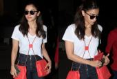 """""""Looks Like She's Selling Bags"""": Social Media Reacts to Alia Bhatt's Two-In-One Bag!"""