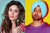 Kareena Kapoor Says Diljit Dosanjh Doesn't Talk Much: Diljit Explains Why
