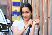 Shraddha Kapoor Is a Fresh-Faced Beauty At Dance Class