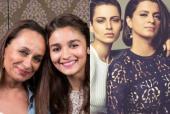 Soni Razdan's Sassy Response to Kangana Ranaut, Rangoli Chandel Attacking Alia Bhatt and Her Family