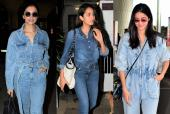 Deepika Padukone, Mira Kapoor and Ananya Panday: Best Denim Looks of the Week!