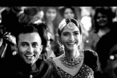 """Unseen Pictures: Sonam Kapoor to Anand Ahuja on First Wedding Anniversary, It's """"Best Fairytale Ever"""""""
