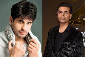 Karan Johar's Link to Sidharth Malhotra's Love Life