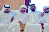 Dubai Crown Prince Sheikh Hamdan and His Two Brothers Get Married in a Joint Ceremony