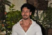 Tiger Shroff and Disha Patani Spotted Out Twinning In White
