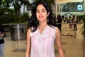 Two times Janhvi Kapoor Rocked Quirky Sunnies