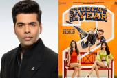 Karan Johar Trolled for Calling Student of the Year 2 a 'Summertime Hit'