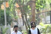 Harshvardhan Kapoor Spotted Going For A Walk