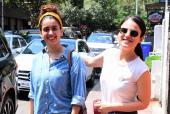 Friendship Goals: Sanya Malhotra and Radhika Madan