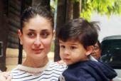 Kareena Kapoor Khan has banned Taimur from Eating at Birthday Parties