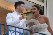 Priyanka Chopra and Nick Jonas Turn Up the Heat in Unseen Photos From Cannes 2019