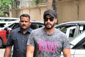 Arjun Kapoor At The Promotions Of His Movie 'India's Most Wanted'