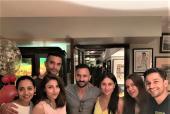 Kareena Kapoor Khan, Saif Ali Khan, Soha Ali Khan Celebrate Kunal Khemu's 36th Birthday in Cosy Gathering