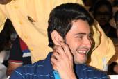 Cast Of Maharshi At Vijayawada For Movie Success Event