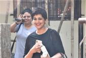 Sonali Bendre Looking Comfortable and Cozy