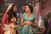 Naomi Scott on Princess Jasmine's new partner in crime