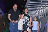 Sanjay Dutt Spends Time With Wife Manyata and Their Twins