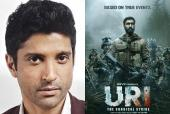 How Farhan Akhtar Inspired Vicky Kaushal's Uri: The Surgical Strike