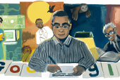 Ahmed Khaled Tawfik is on Google Doodle Today. Here's What You Need to Know About Him