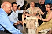 Salman Khan, Katrina Kaif Hold Special Bharat Screening For Partition Survivors