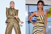 Anushka Sharma, Shilpa Shetty Show How Black and Yellow are Done!
