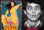 Kriti Sanon's Arjun Patiala Clashing With Kangana Ranaut's Mental Hai Kya?