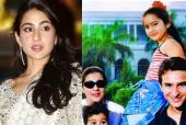 Sara Ali Khan Was a Naughty Child, Says Her Grandmother Sharmila Tagore