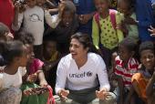 Priyanka Chopra Shares Video with Migrant kids on World Refugee Day