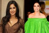 Katrina Kaif and Deepika Padukone's Banter Proves That They Are Now Good Friends
