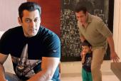 Salman Khan's Video With Ahil: Netizens Can't Help But Go Aww