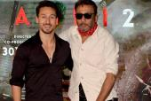 Tiger Shroff Wants His Father Jackie Shroff to Be Known By His Son's Name