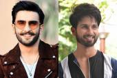 Shahid Kapoor vs Ranveer Singh… Who is In The Lead?